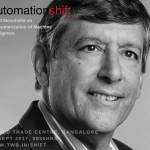 David Moschella on Machine Intelligence I automationshift_ Sept 15, 2017 World Trade Center, Bangalore I A TWBShift Conference