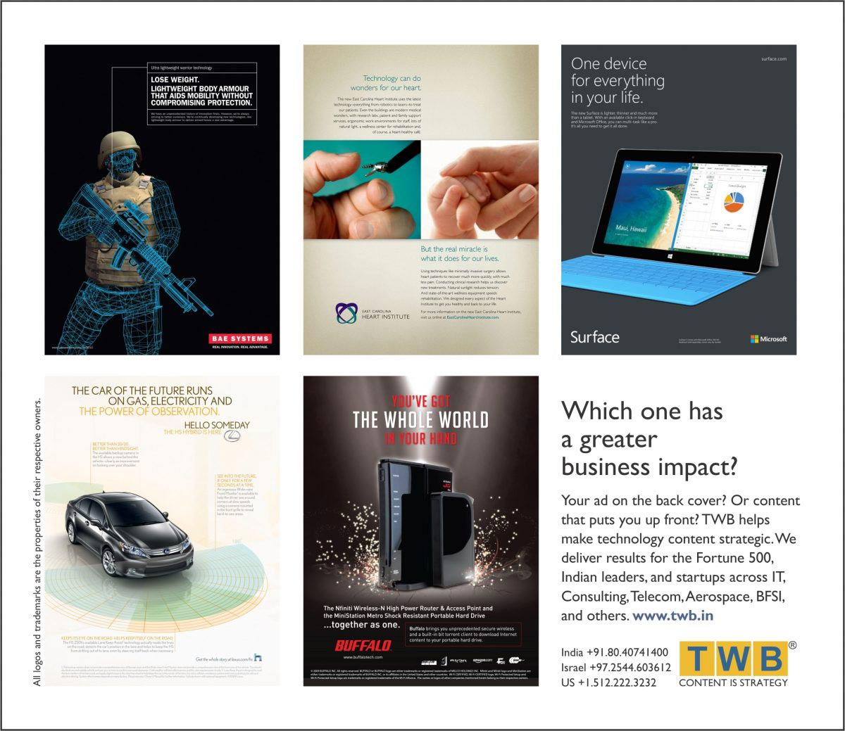 TWB_ is the Agency for Technology Brands (2015)