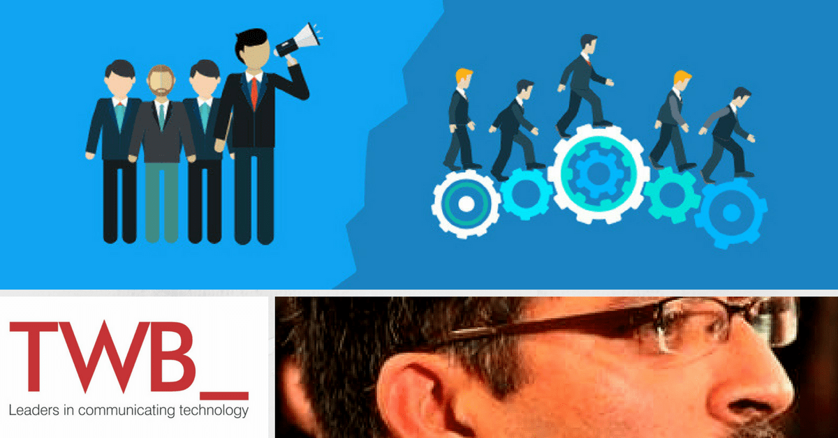 Technolgy Manager in Leadership Roles - by Rakesh Shukla, Chief Executive and Founder, TWB_