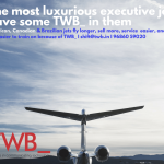 TWB I Executive jets I Bombardier Cessna Embraer I www.twb.in